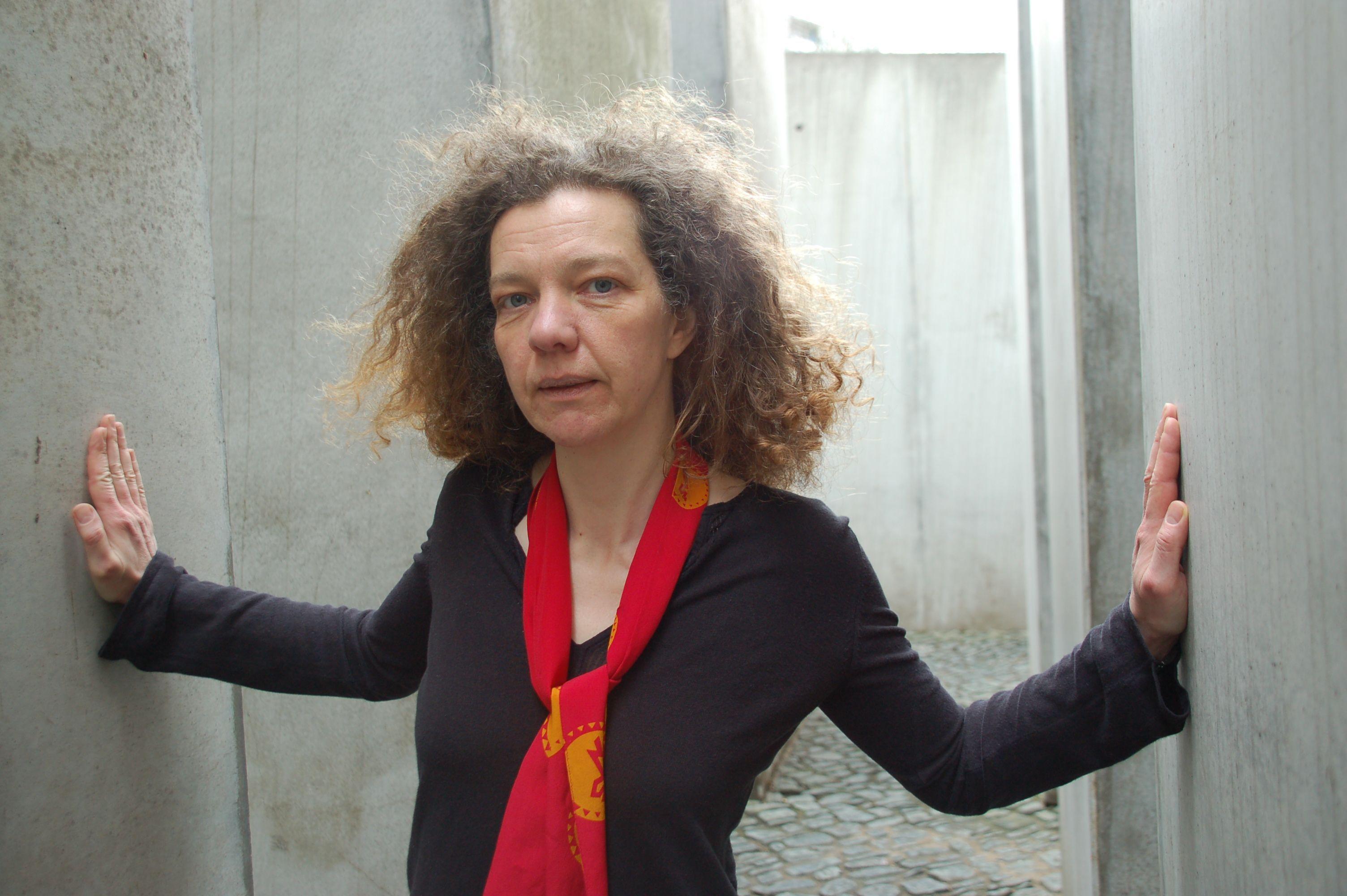 Historikerin Karin Grimme