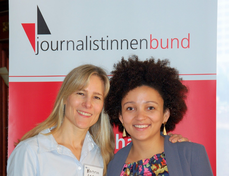 thembi wolfram und Katrin Lechler