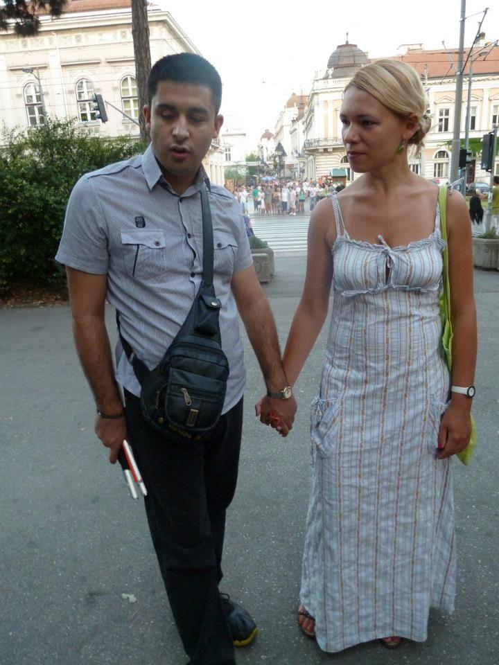Sebastijan und Valentina