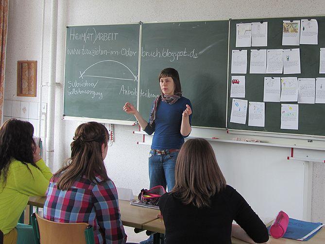 Anne Kulozik_Landschaftslehrerin im Oderbruch