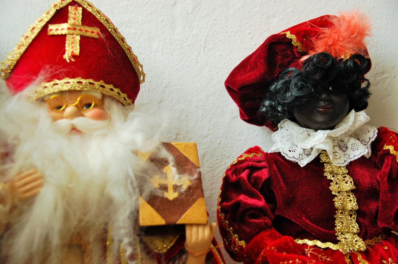 Sinterklaas und Zwarte Piet_Jan-Boumann-Haus_Potsdam_November 2014_Katrin Lechler