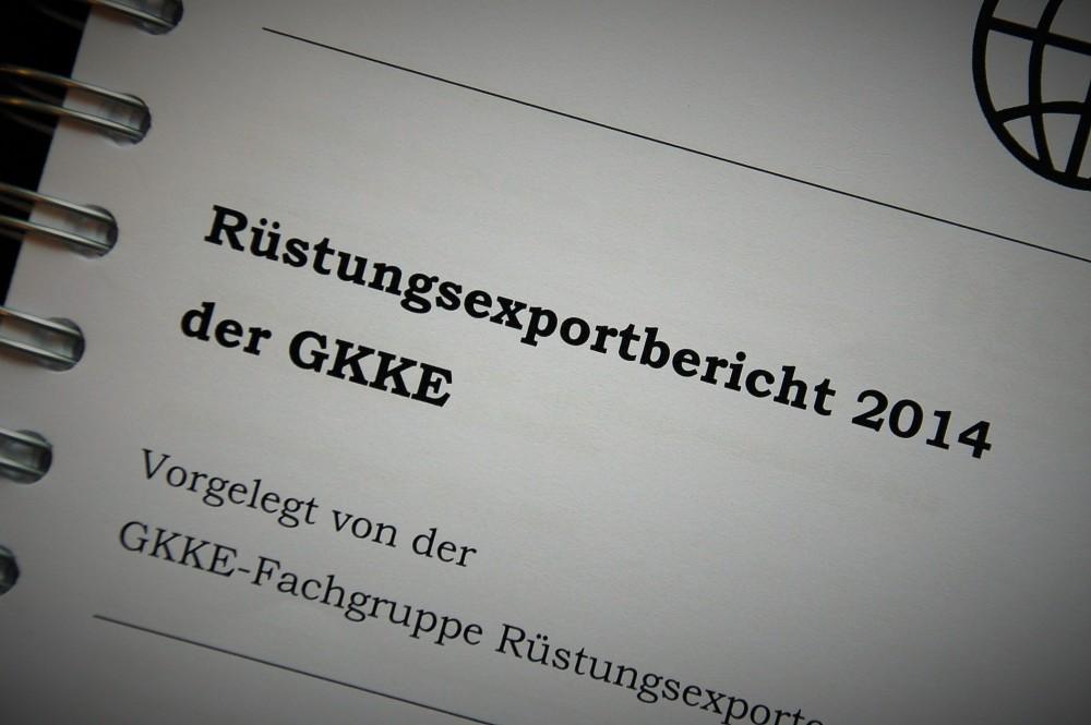 Rüstungsexportbericht GKKE_Katrin Lechler