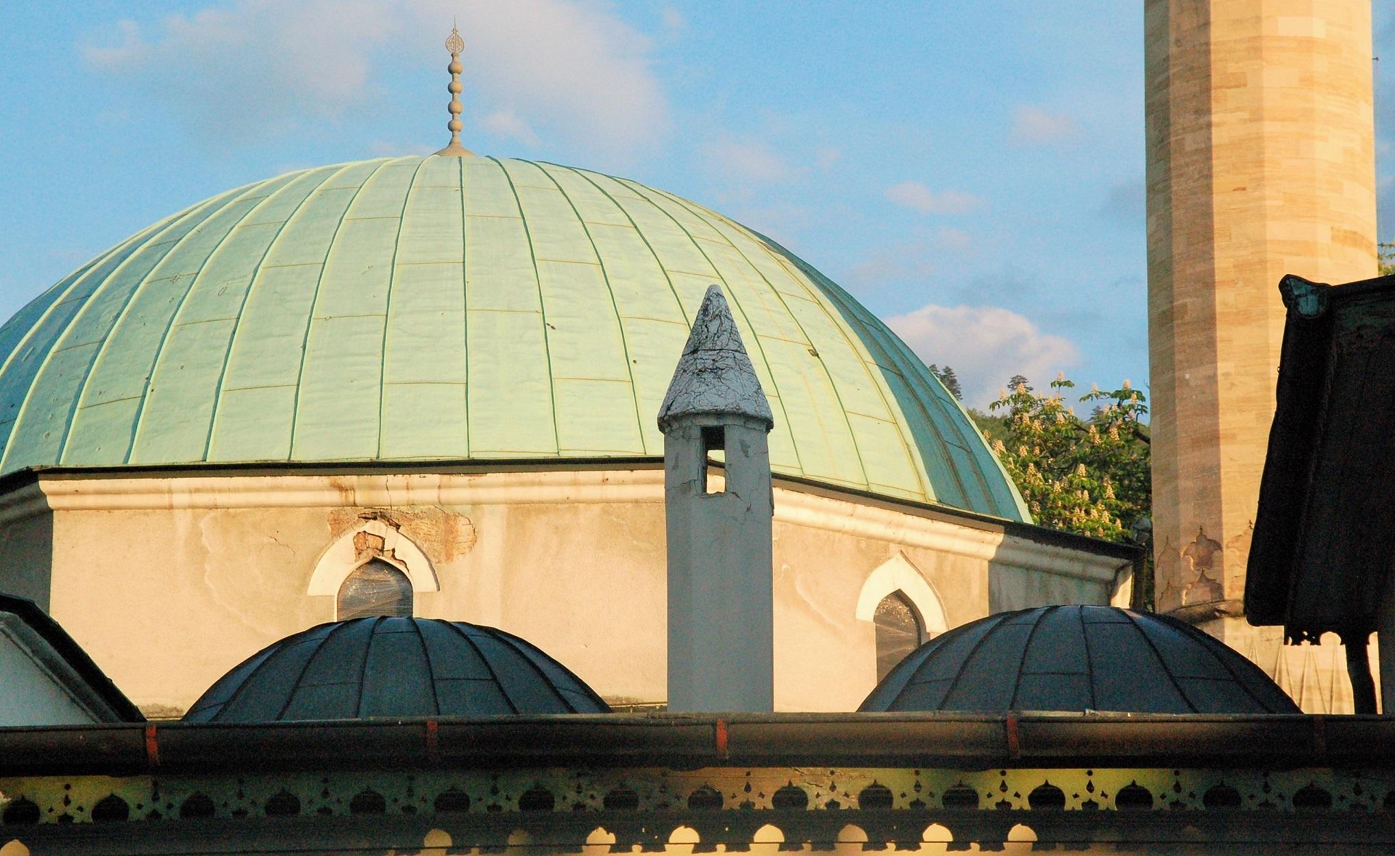 Moschee_Sarajevo_Katrin Lechler_Juni 2014