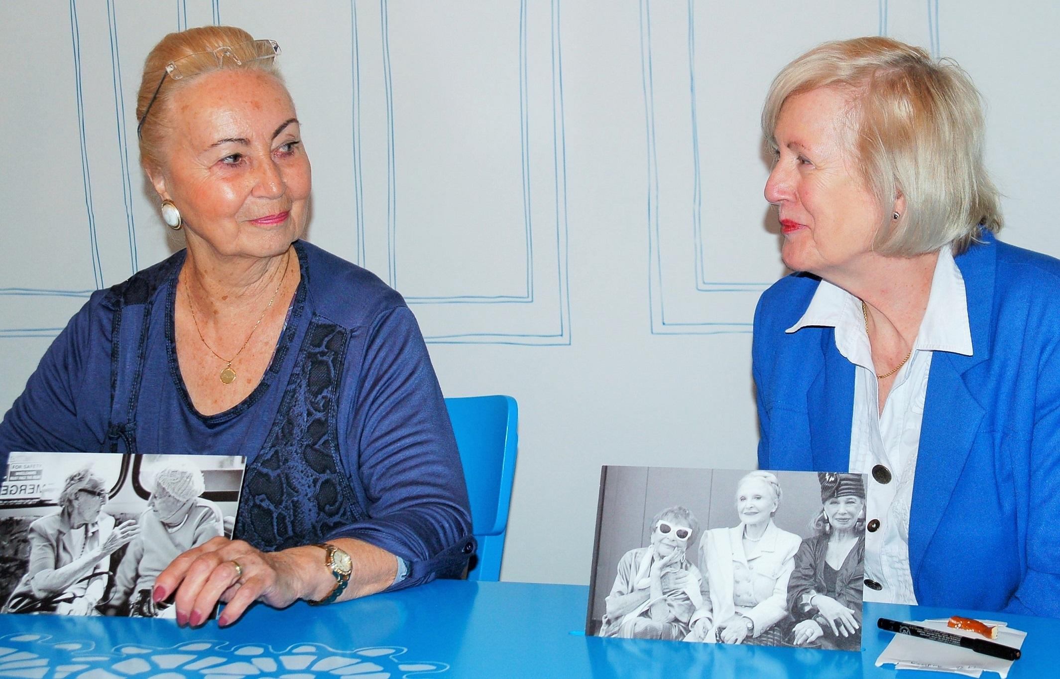 Seniorinnenguides_Dialog mit der Zeit